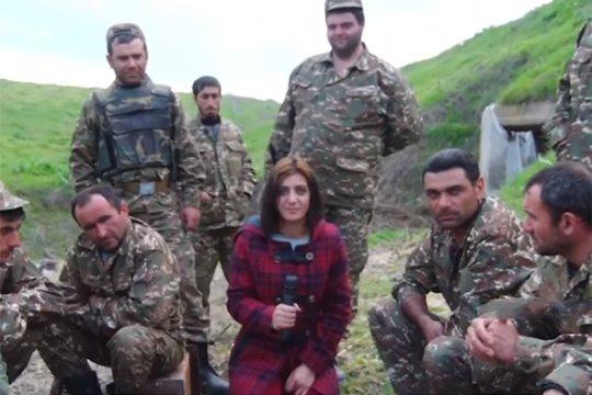 ՊՆ-ը լրագրողներին հորդորել է առաջնագծում զինվորական համազգեստ չկրել