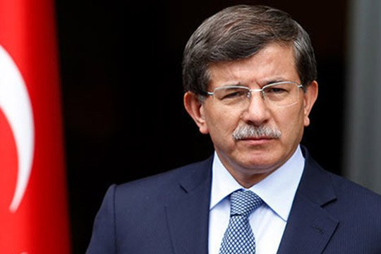 Ահմեթ Դավութօղլուն կոչ է արել հարգել Թուրքիայի օդային տարածքը