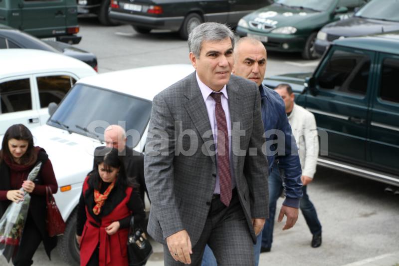 ԵԿՄ վարչության նախագահի պաշտոնում ներկայացվել է Արամ Սարգսյանի թեկնածությունը