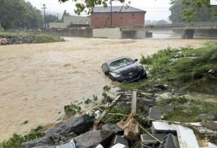 ԱՄՆ-ում ջրհեղեղների հետևանքով 23 մարդ է մահացել