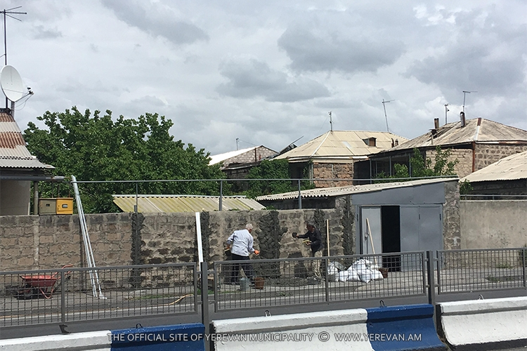 Մեկնարկել է «Զվարթնոց Արմենիա» միջազգային օդանավակայանից Երևան մտնող ճանապարհի հարակից տարածքների բարեկարգման ծրագիրը