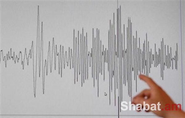 Երկրաշարժ է տեղի ունեցել Գավառ քաղաքից 19 կմ հարավ
