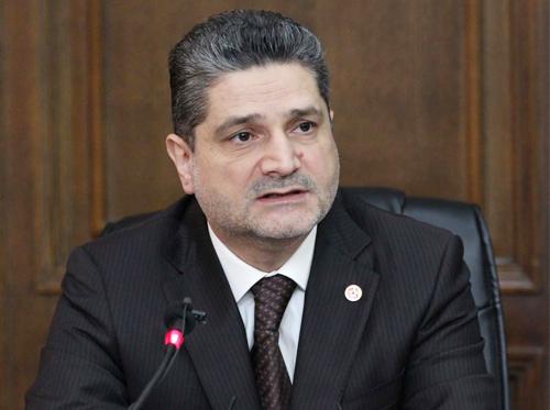 Տիգրան Սարգսյանի նոր պաշտոնը քաղաքական ենթատեքստ չունի