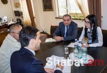 Հայաստանում ՄԱԿ-ի մշտական համակարգողի հետ քննարկվել են փոխգործակցությունը խորացնելուն առնչվող հարցեր