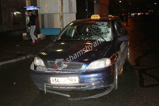 Երևանում վրաերթի է ենթարկվել Ջրային տնտեսության պետական կոմիտեի աշխատակազմի ղեկավարն ու իր կինը. shamshyan.com