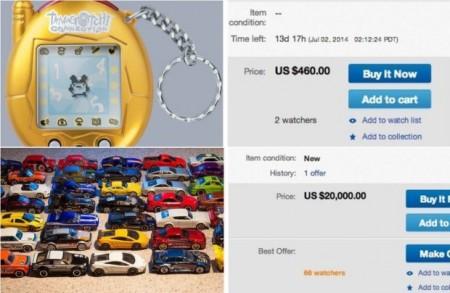 Մանկական էժանագին խաղալիքներ, որոնք հիմա կարելի շատ բարձր գնով վաճառել (լուսանկարներ)