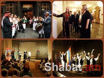 Հայաստանում անցկացվում են Հորդանանի մշակույթի օրեր