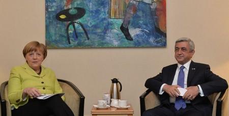 Բեռլինում նախատեսվում է ՀՀ Նախագահի և Գերմանիայի կանցլերի հանդիպումը