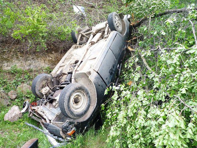 Մեղրի-Ագարակ ճանապարհին մեքենան գլորվել է ձորը. վարորդը զոհվել է