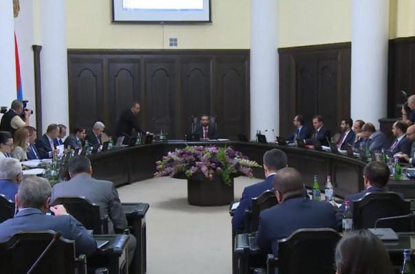 Մեկնարկել է կառավարության նիստը. ուղիղ