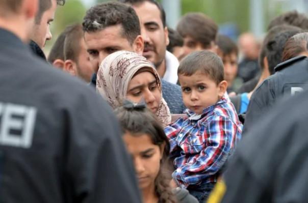 Հուլիսին 15,1 հազար օտարերկրացի դիմել է փախստականի կարգավիճակ ստանալու համար. Գերմանիայի ՆԳՆ