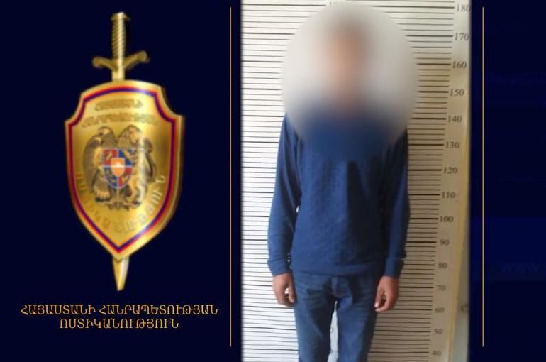 Արմավիրի համայնքային ոստիկանները հայտնաբերել են ՌԴ իրավապահների կողմից հետախուզվողի (տեսանյութ)