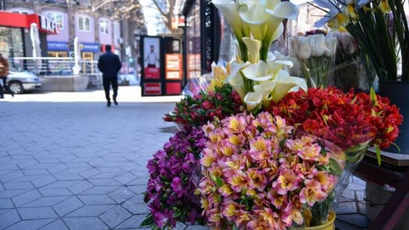 ՏՄՊՊՀ-ն հորդորում է զերծ մնալ ծաղիկների գների բարձրացումներից