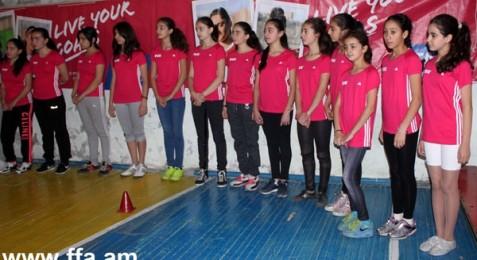 Live your goals-ի հերթական փուլը՝ Երևանում