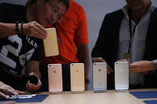 Չինաստանում թողարկել են iPhone 6s-ի 37 դոլարանոց կլոնը