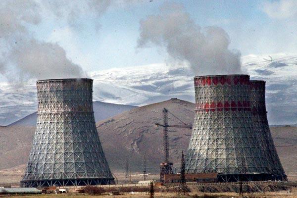 Աճել է ԱԷԿ-ի արտադրած հոսանքի քանակը
