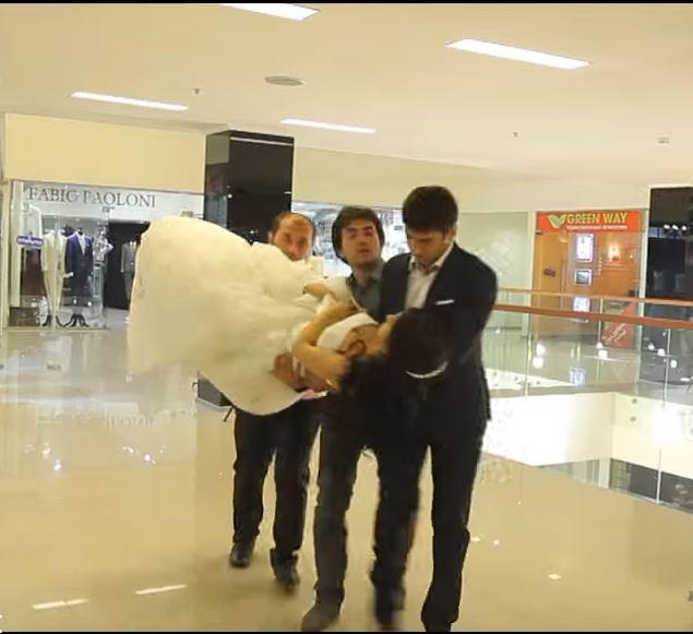 Այս հայուհին չէր էլ կարող պատկերացնել, որ իր իսկ հարսանիքի հյուրն է լինելու (լուսանկարներ, տեսանյութ)