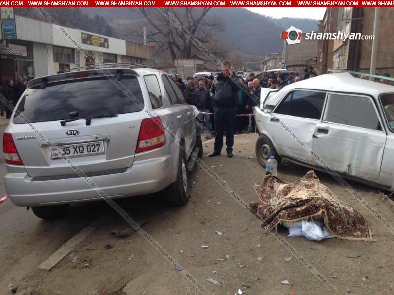 Ողբերգական վթար է տեղի ունեցել Տավուշի մարզում