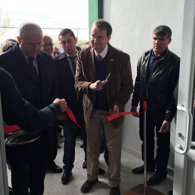 ԱՄՆ դեսպանի մասնակցությամբ Վարդենիսում բացվել է Գյուղատնտեսական սպասարկման կենտրոն