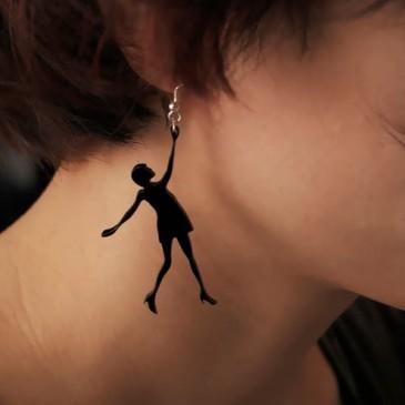 Կրեատիվ ականջօղեր (լուսանկարներ)