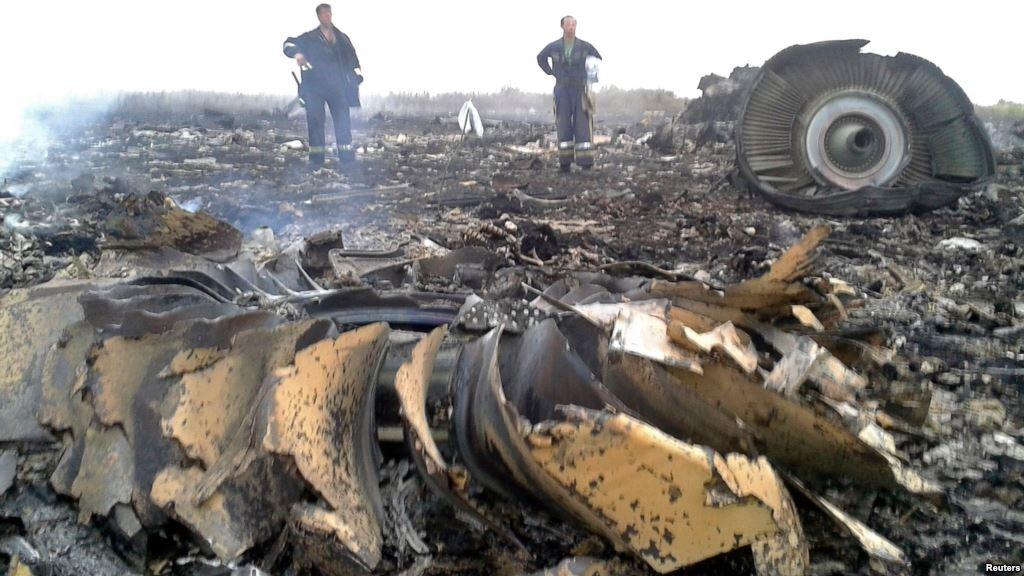 Կործանված օդանավի բեկորների տակից ողջերի ձայներ են լսում