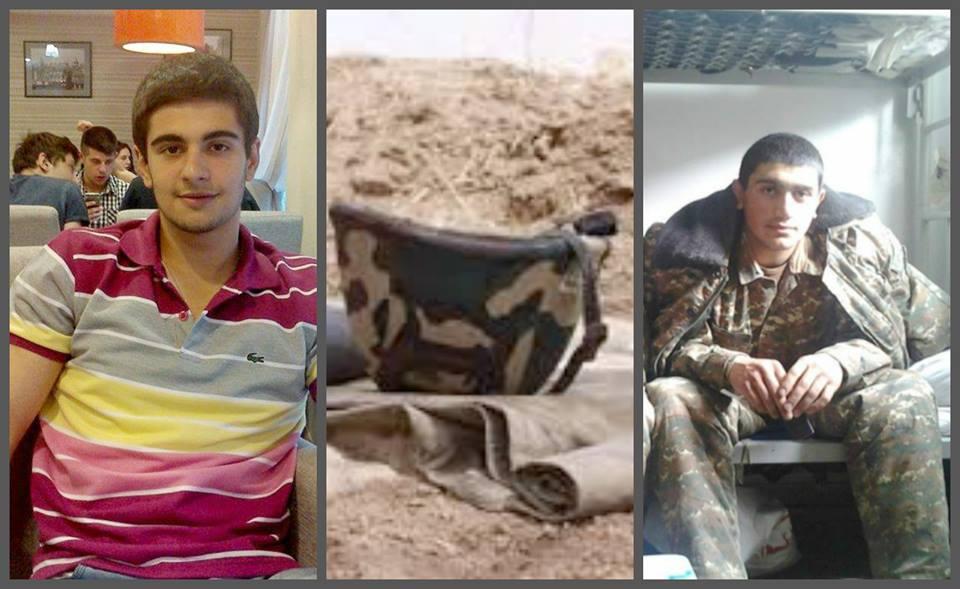 Անհայտ կորած զինծառայողները(լուսանկարներ)