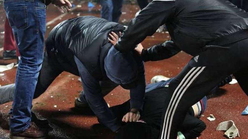 Երևանում մետաղյա ձողերով ծեծկռտուք է տեղի ունեցել․ կա վիրավոր