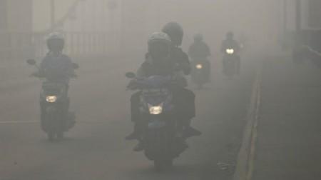 19 մարդ Ինդոնեզիայում մահացել է մառախուղից և օդի աղտոտվածությունից