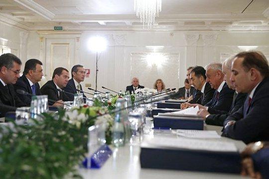 Դուշանբեում մեկնարկել է ԱՊՀ երկրների կառավարությունների ղեկավարների խորհրդի նիստը