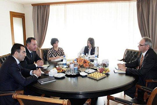 Կարեն Ճշմարիտյանը կարևորել է գերմանական ընկերությունների ներգրավումը Հայաստանի ենթակառուցվածքային խոշոր ծրագրերում