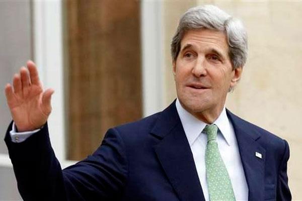 ԱՄՆ-ն սիրիական կարգավորման հարցում սատարում է ՌԴ-ի, Թուրքիայի եւ Իրանի  ջանքերը. Քերրի