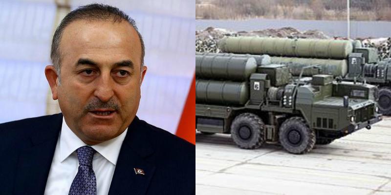 Պենտագոնը չի ստիպի Թուրքիային հրաժարվել С-400-ից. Չավուշօղլու