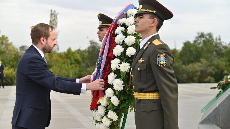 Մեկնարկել է Չեխիայի ԱԳ նախարարի պաշտոնական այցը Երևան