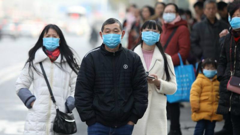 Չինաստանում բուժվել է COVID-19-ով վարակվածների ավելի քան 90% -ը. Газета.Ru