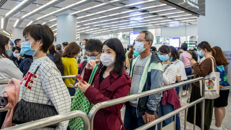 Չինաստանը ժամանակավորապես կարգելի արտասահմանյան քաղաքացիների մուտքը երկիր
