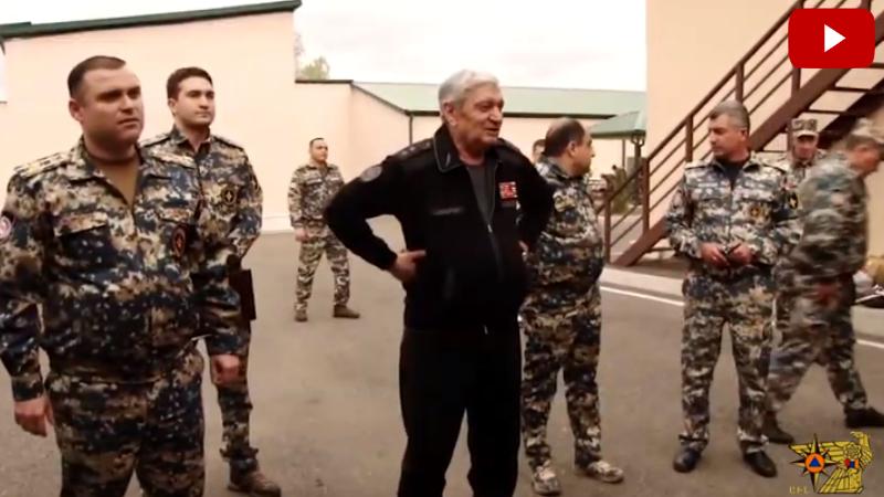 Ուզում էի իմ աչքերով տեսնեի, թե ինչ է կատարվում Արցախում. Ֆելիքս Ցոլակյանն այցելել է Արցախ (տեսանյութ)