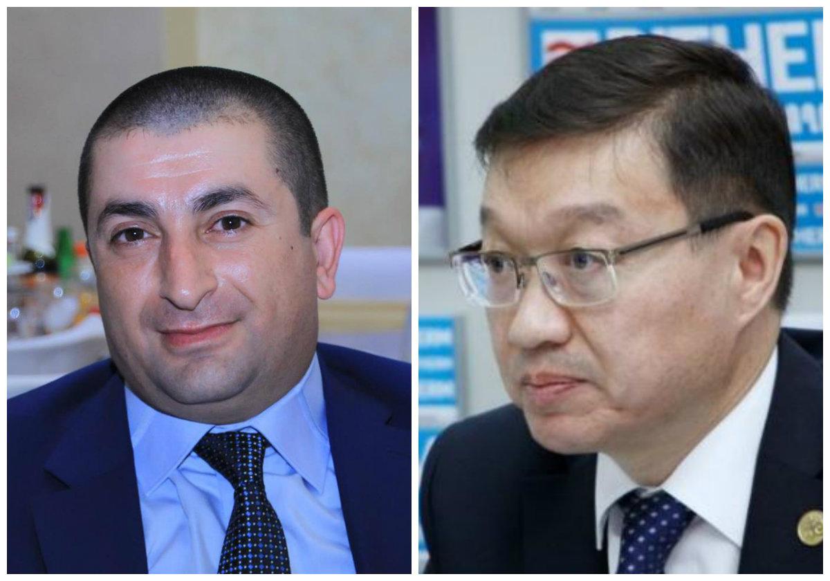 Հայաստանում Ղազախստանի դեսպանը տարրական տգետ է