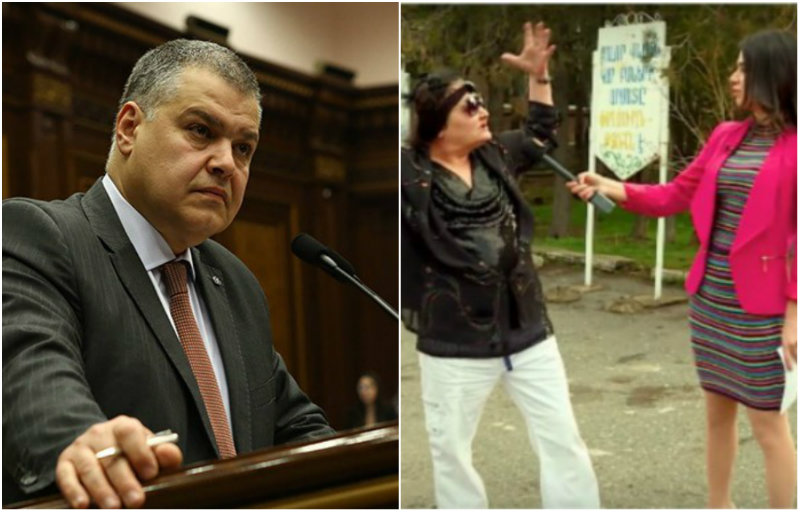 Նախարարը զայրացել է ՔԿՀ պետի վրա. «Հույս չունենաս, թե պետ կդառնաս». «ՉԻ»