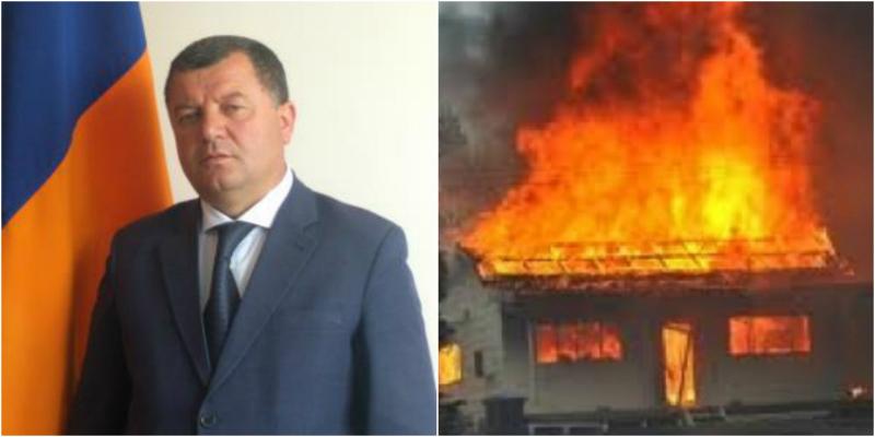 Խնածախ գյուղում ամբողջությամբ այրվել է 4 տուն