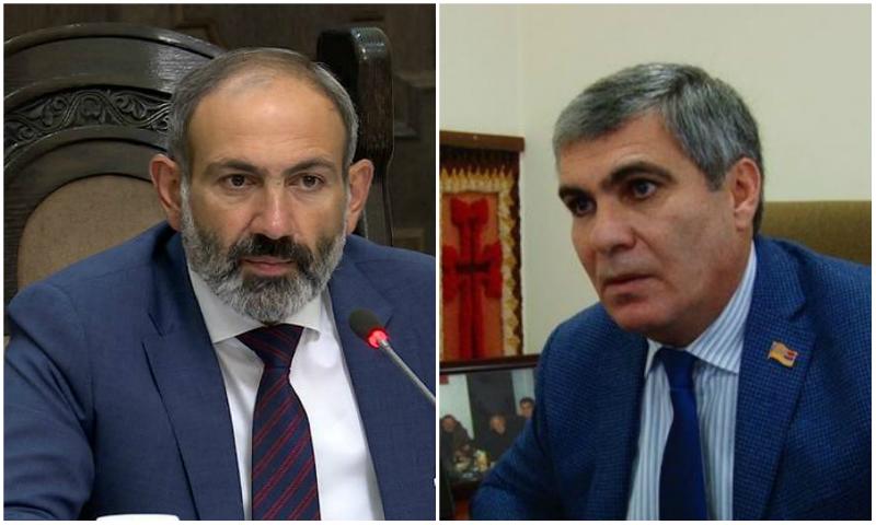 Նիկոլ Փաշինյանը՝ Արամ Սարգսյանի հայտարարության մասին