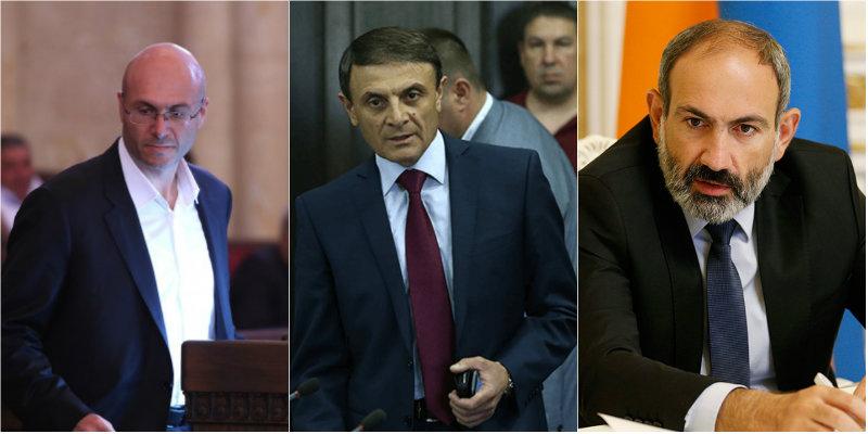 Վարուժան Ավետիսյանը՝ Փաշինյանին զգուշացում ուղարկելու մասին