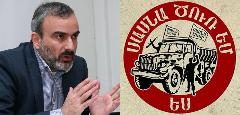 Ժիրայր Սէֆիլյանը հայտարարություն է տարածել