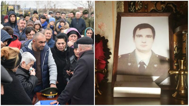 Սիրիայում զոհված  Ռուսաստանի Դաշնության  ՊՆ կրտսեր սերժանտ Անդրանիկ Առուստամյանը մահվան լուրը ՊՆ-ն չի հայտնել
