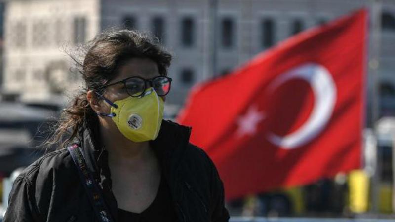 Թուրքիայում վերջին օրվա ընթացքում գրանցվել է կորոնավիրուսով վարակման 2253 նոր դեպք