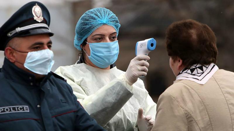 Հայաստանում հաստատվել է կորոնավիրուսով վարակվելու 350 դեպք , վարակվածների ընդհանուր թիվը 13 675 է