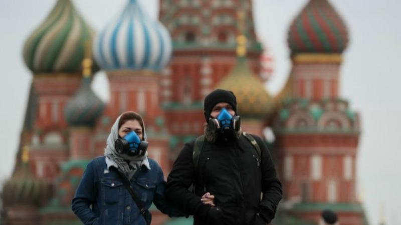 Մոսկվայում շարունակվելու է պահպանվել դիմակների և ձեռնոցների պարտադիր ռեժիմը