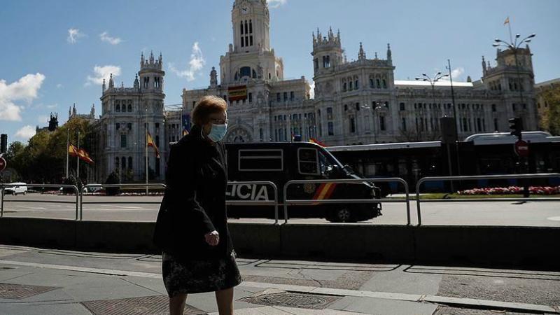 Իսպանիայում վերջին 24 ժամվա ընթացքում կորոնավիրուս է հայտնաբերվել 182 քաղաքացու մոտ