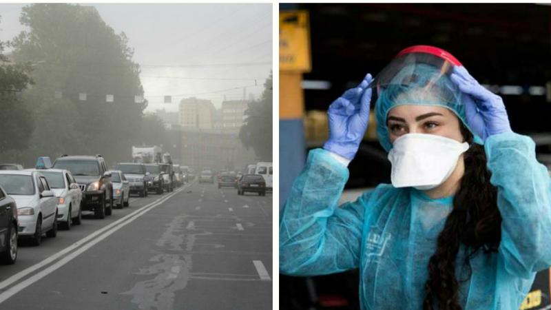 Նախորդ ամսվա համեմատ, մարտին, Երևան քաղաքում փոշու կոնցենտրացիան 41%-ով նվազել է․ վիճակագրություն