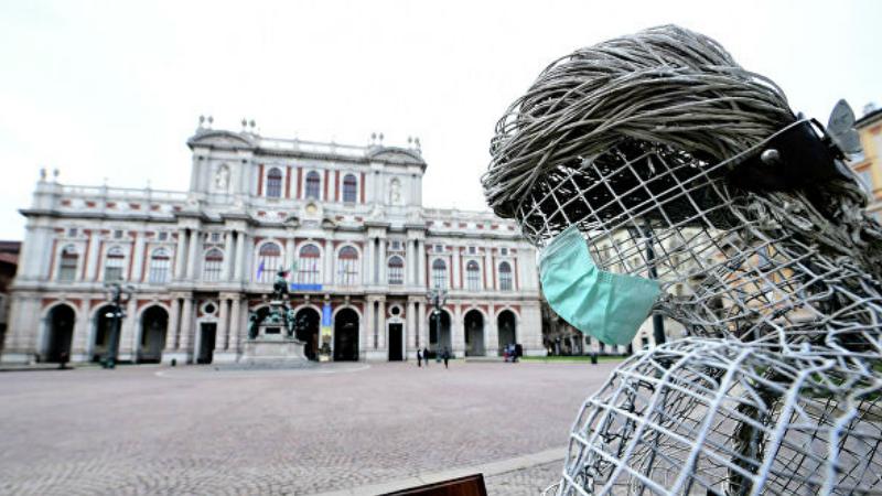 Իտալիայում մեկ օրում կորոնավիրուսով վարակի մոտ 3000 դեպք է գրանցվել