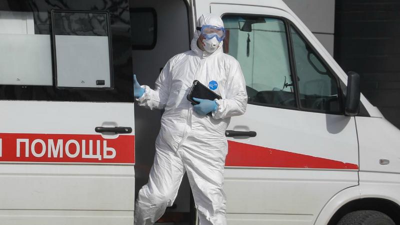 Ռուսաստանում կորոնավիրուսով վարակվել է գրեթե 9 500 բժիշկ